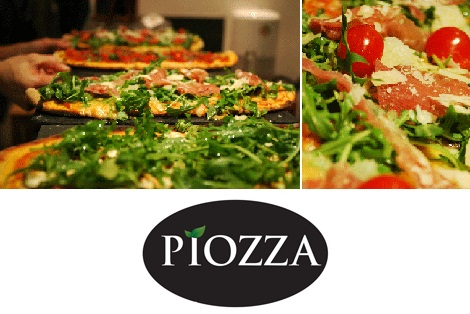 Side deal: 26$ for a 3 course menu for 2 at Piozza (value up to 52$)