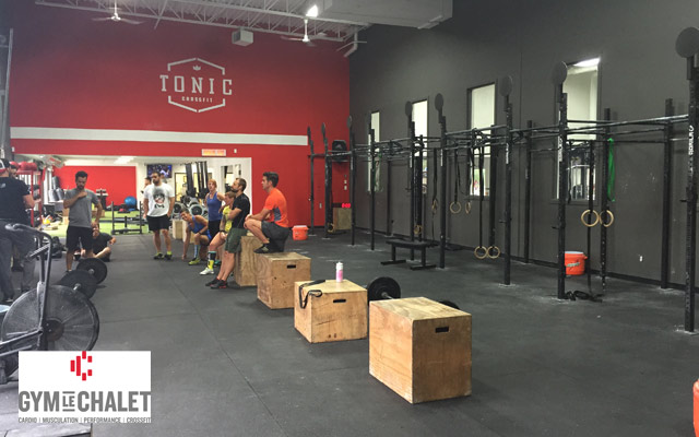 Crossfit coupons montreal